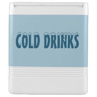 Cold Drinks Igloo Can Cooler Igloo Cooler