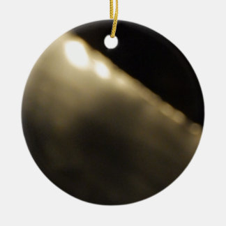Cold Fire Christmas Ornament