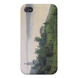 Cold Landscape, 1889 iPhone 4/4S Cases