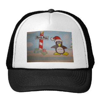 Cold North Pole Trucker Hat