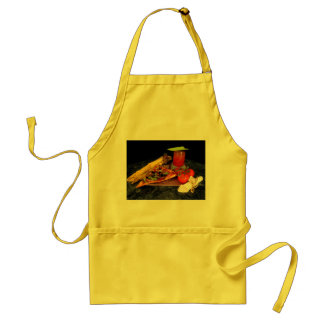 Cold Pizza Mary Adult Apron