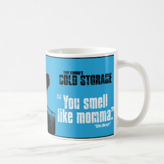 Cold Storage Basic White Mug