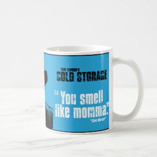 Cold Storage Basic White Mug