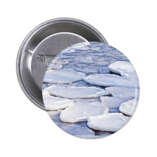 Cold Themed 6 Cm Round Badge