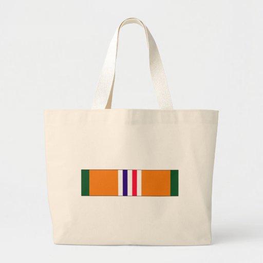Cold War Commemorative Ribbon Tote Bags