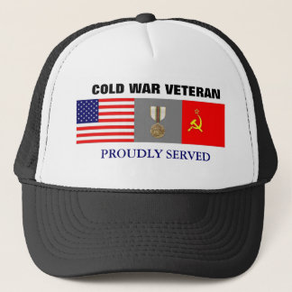 Cold War Veteran Hat