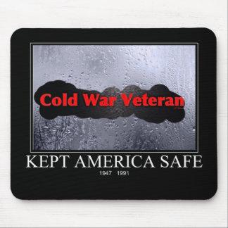 Cold War Veteran Mouse Mat