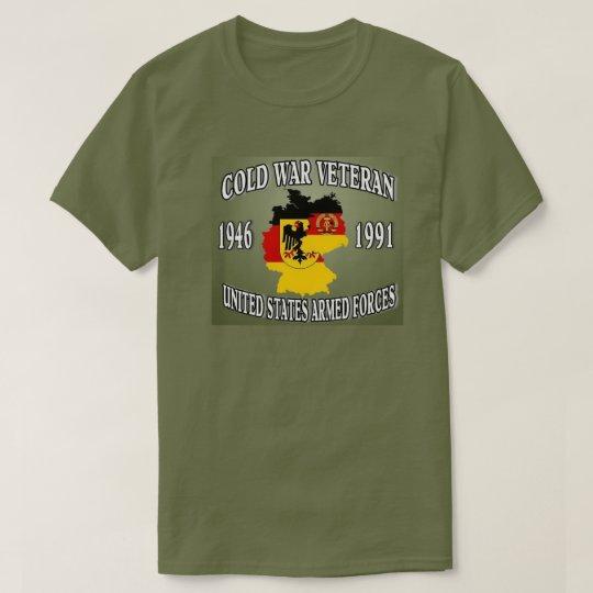 cold war veteran t-shirt