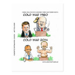 Cold Wars of 1960 And 2014 Funny
