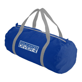 Cold Water Diver Gym Duffle Gym Duffel Bag