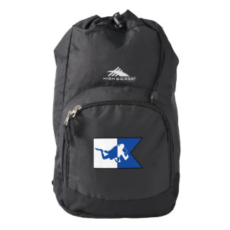 Cold Water Diver High Sierra Pack Backpack