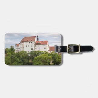 Colditz Castle Luggage Tag