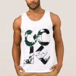 COLE  Branded T-Shirt (Hunter) Tank