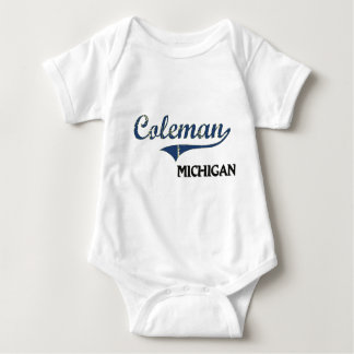 Coleman Michigan City Classic Shirt