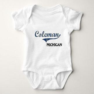 Coleman Michigan City Classic Shirts