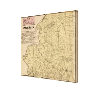 Colerain, Ohio Canvas Print