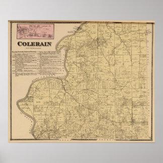 Colerain, Ohio Poster