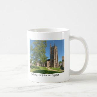 Colerne St John the Baptist Coffee Mug