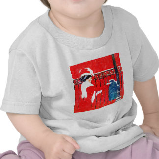 Coles Phillip's Victorian Christmas T Shirt