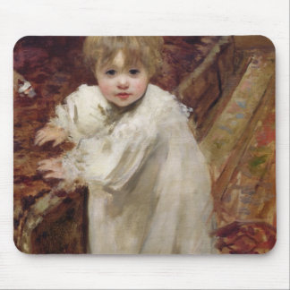 Colette's First Steps, 1895 Mouse Mat