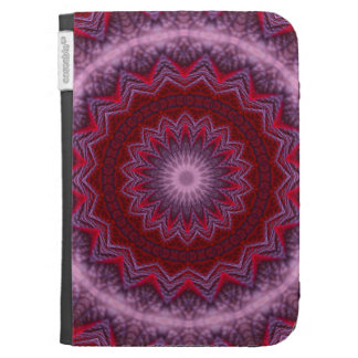 Coleus Medallion Kindle Cover