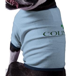 Colin Irish Name Dog Tee
