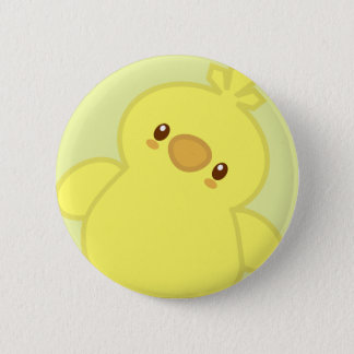 Colin the Chick 6 Cm Round Badge