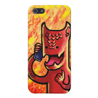 Colin the devil case for iPhone 5/5S
