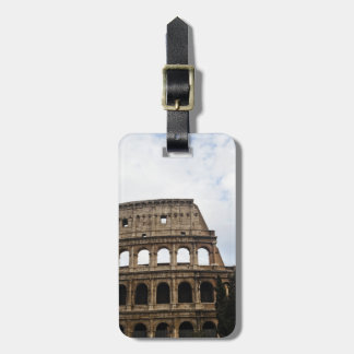 Coliseum Luggage Tag