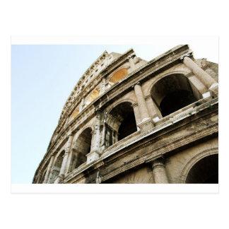 Coliseum Rome Postcard
