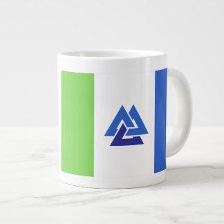 Collaborated Union of the Hildas Triangle Mug