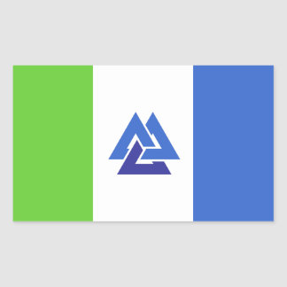 Collaborated Union of the Hildas Triangle Sticker