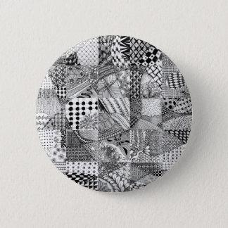 Collaboration Test 6 Cm Round Badge