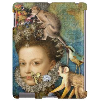 Collage Art iPad Case
