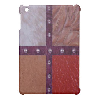 Collage Leather Print Speck iPad Case