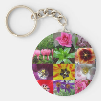 Collage Magnet Key Chains