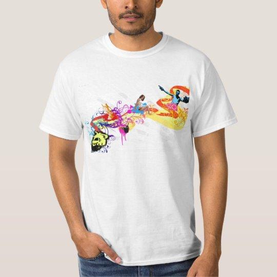 collage pop T-Shirt