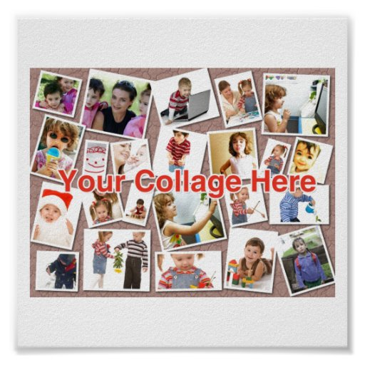 Collage Poster