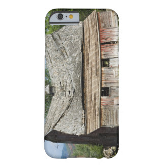 Collapsing Barn Barely There iPhone 6 Case