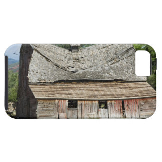 Collapsing Barn iPhone 5 Case