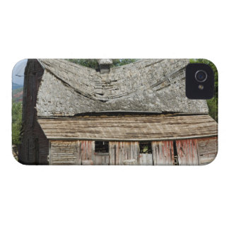 Collapsing Barn Case-Mate iPhone 4 Cases