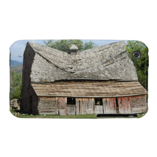 Collapsing Barn iPhone 3 Case