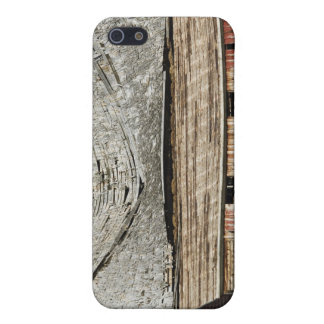 Collapsing Barn iPhone 5 Cases