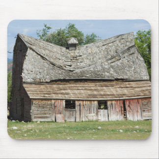 Collapsing Barn Mouse Mat