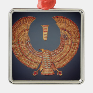 Collar in the form of the vulture goddess christmas ornament