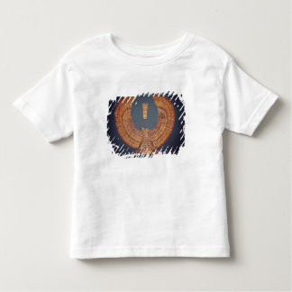 Collar in the form of the vulture goddess toddler T-Shirt