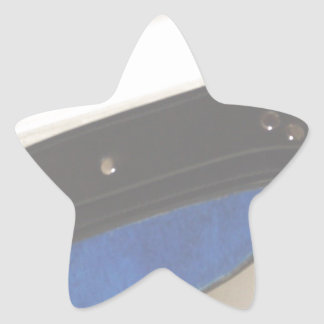 COLLAR PLUS TUB STAR STICKER