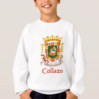 Collazo Shield of Puerto Rico Sweatshirt