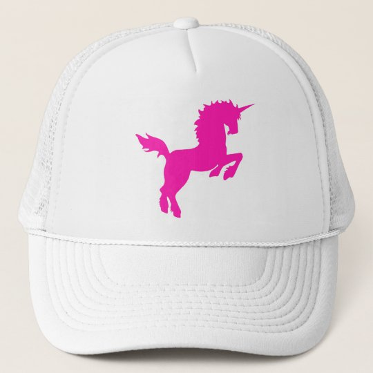 Collectable colours unicorn in Pink Cap