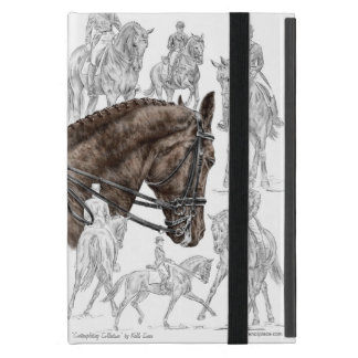 Collected Dressage Horses FEI iPad Mini Case